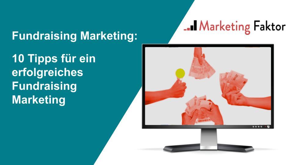 Fundraising Marketing - Pixabay