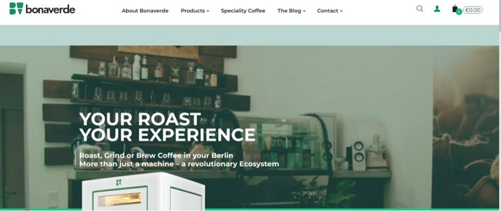 Projekt-3-Bonaverde-Kaffee